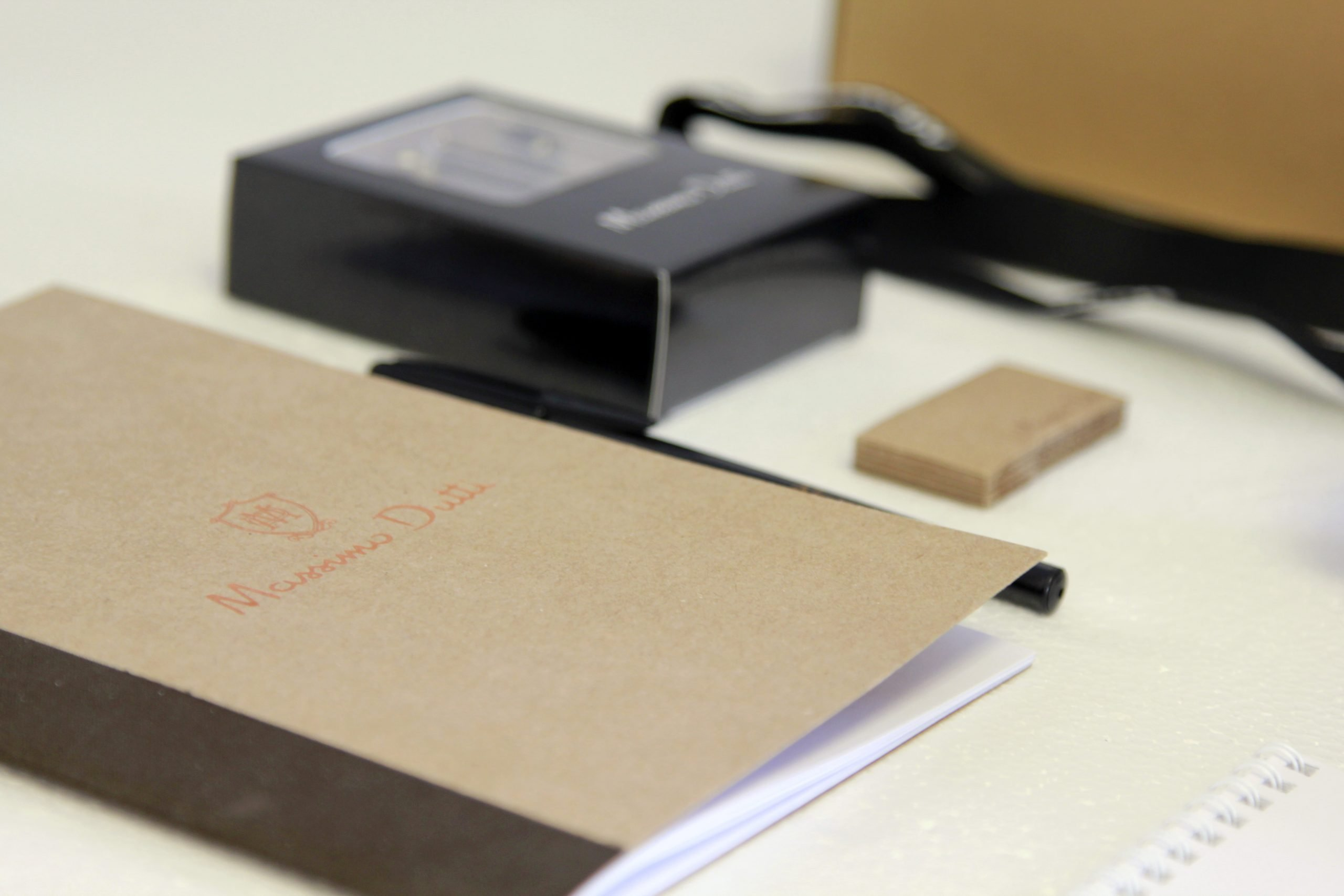 welcome pack massimo dutti