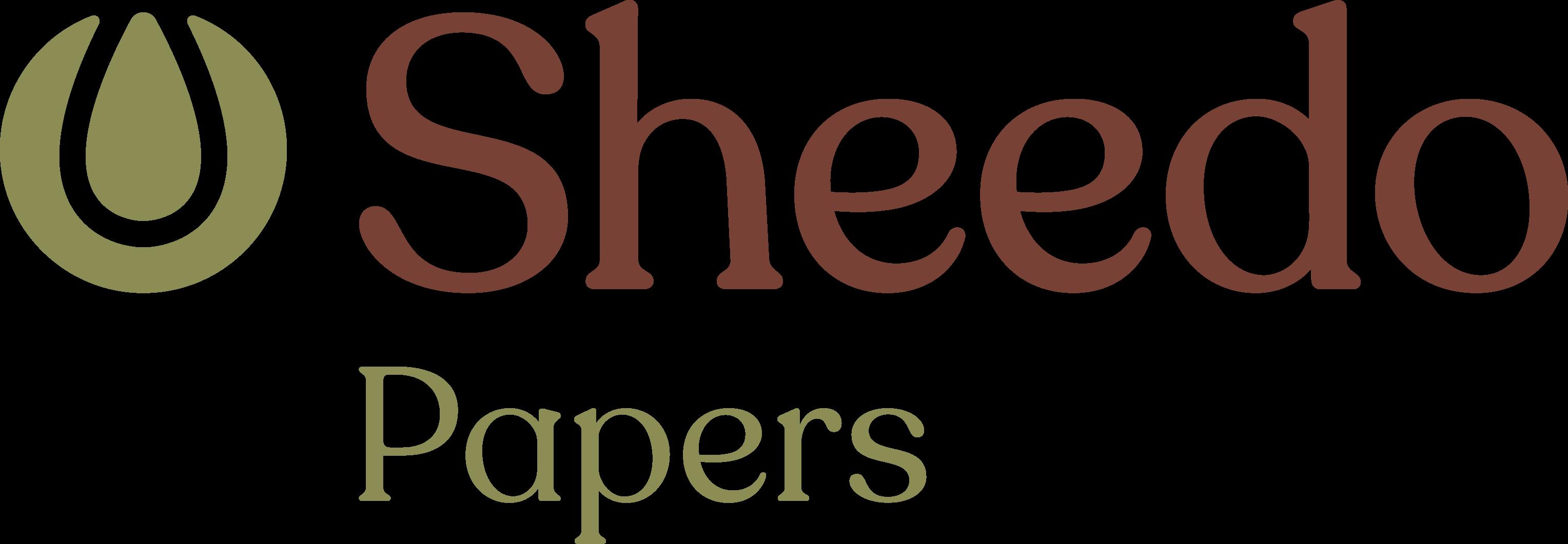 logo sheedo papers