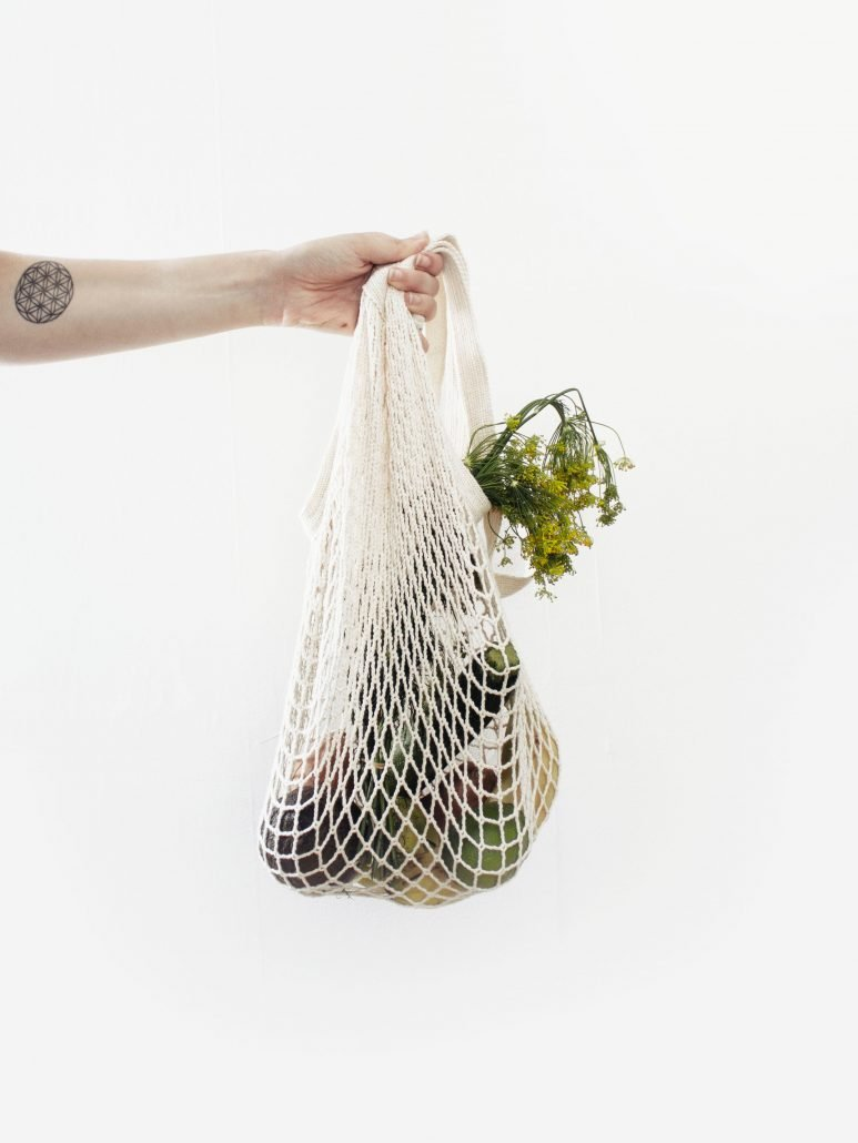 alternativas a las bolsas de plastico