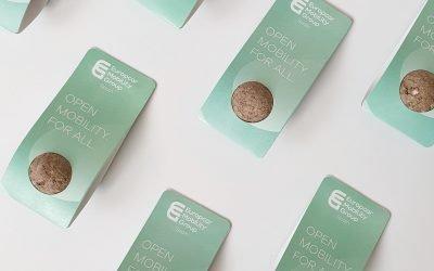 Regalar semillas para plantar con Europcar