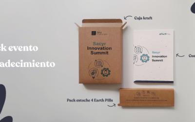 Sacyr apuesta por un regalo sostenible para sus eventos