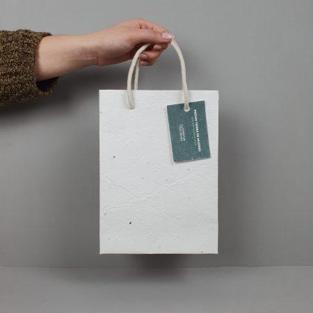 bolsas plantables con semillas