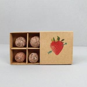 Regalo empresa ecologico bombon con semillas