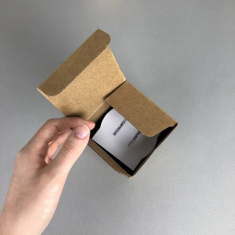 packaging ecológico caja kit de siembra
