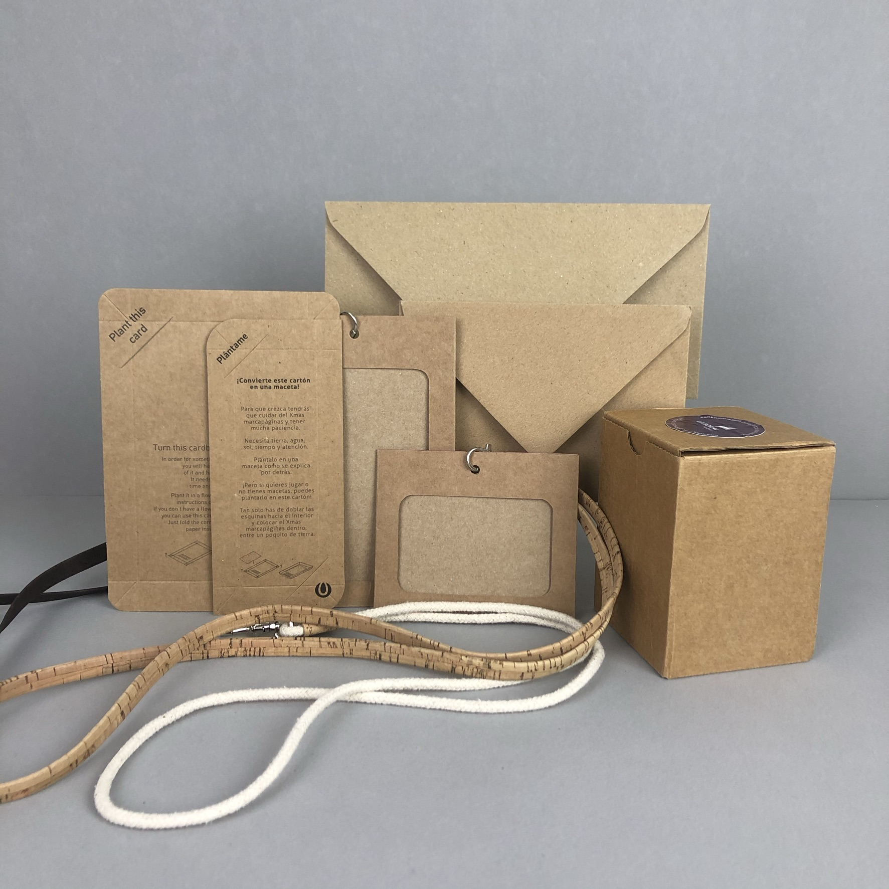 packaging ecologico regalos empresa