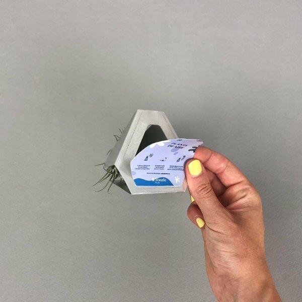 planta de aire personalizada
