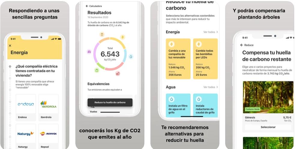 Aplicaciones sostenibles para empresas ONERZ