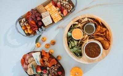 Cómo hacer un catering ecológico y sostenible en tus eventos