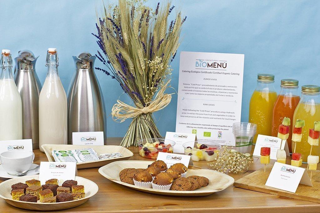 empresas de catering sostenibles BIOMENÚ