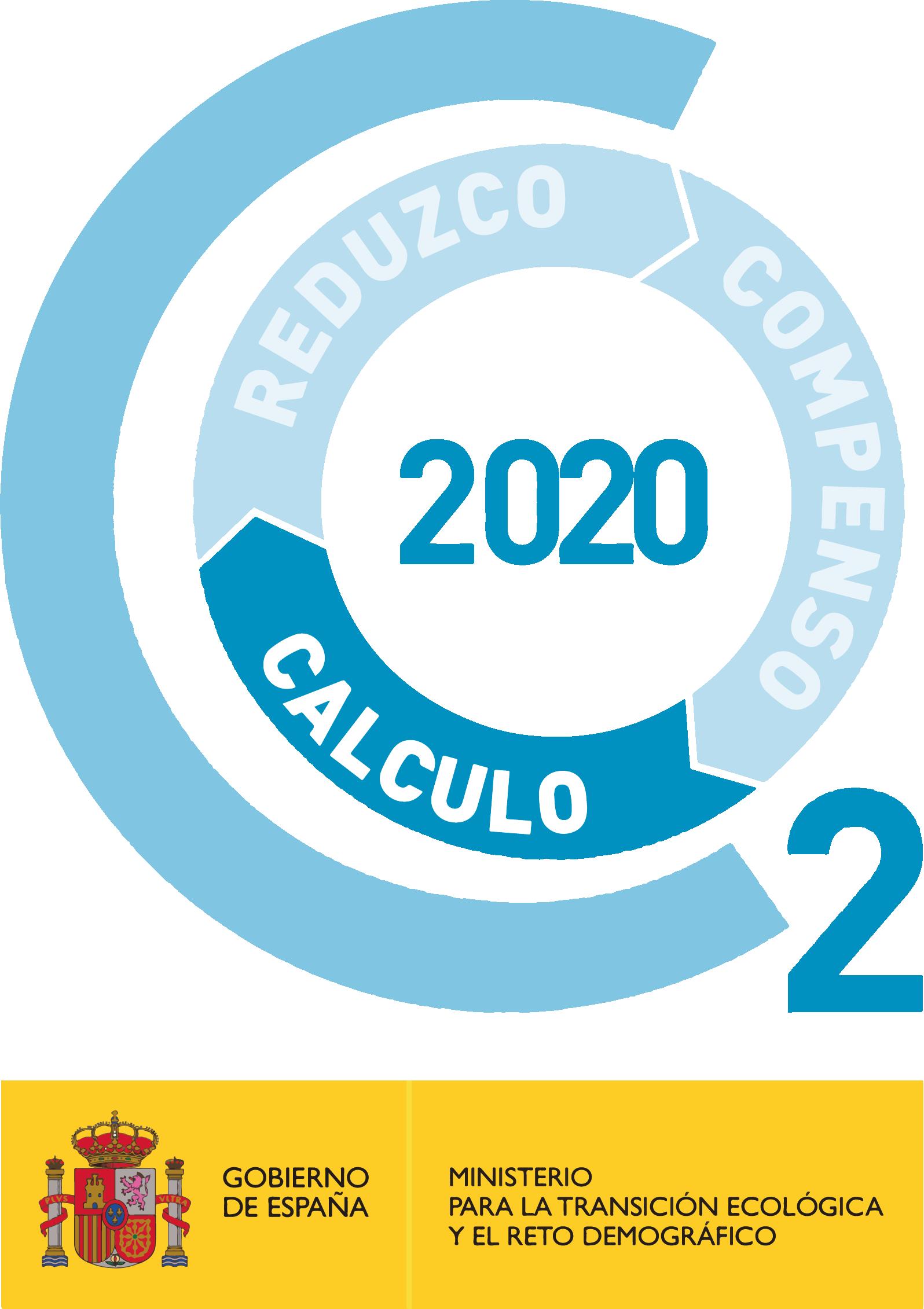 sello huella de carbono 2020