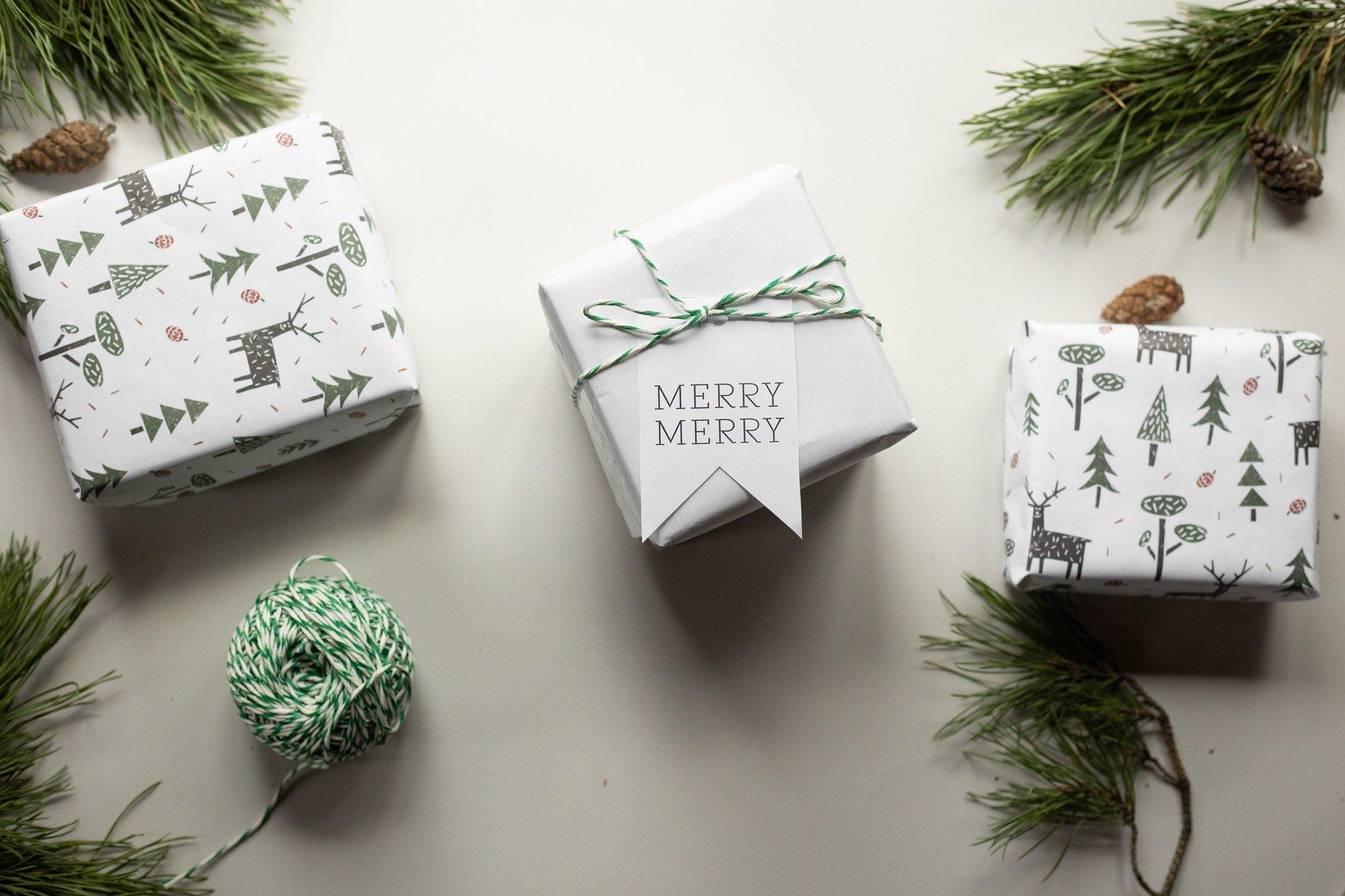 Regalos empresa ecológicos Navidad