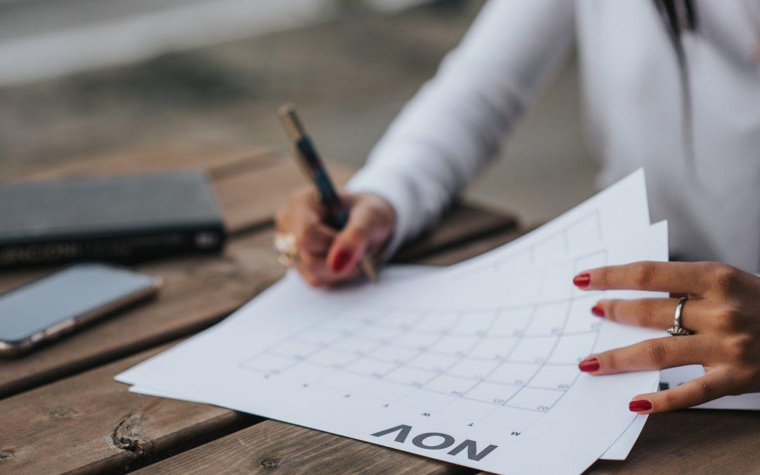 calendario sostenible fechas medioambiente