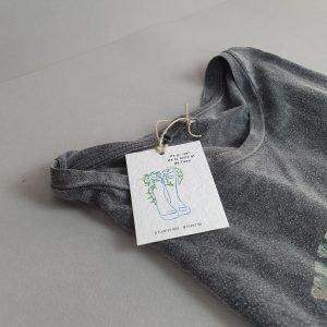 etiquetas plantables ropa
